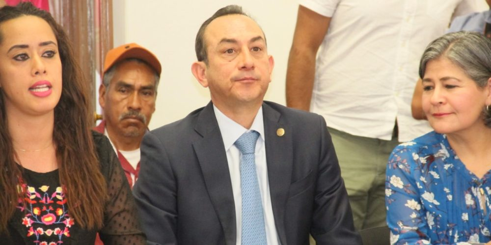 Antonio Soto manifiesta respaldo a comunidades indígenas