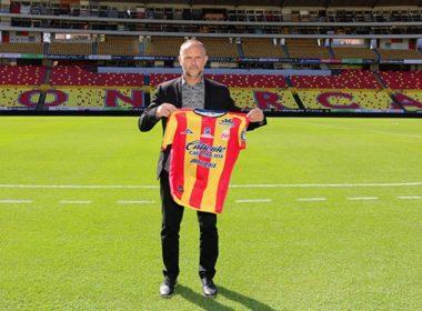 Javier Torrente, nuevo DT de Monarcas Morelia