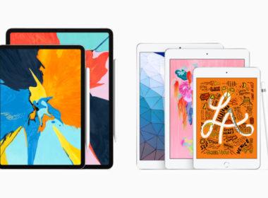 Apple lanzó nuevas iPad Air y Mini ¡sin avisar!