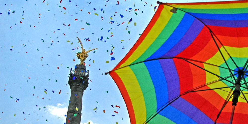 Alistan actividades para marcha del orgullo LGBT en CDMX