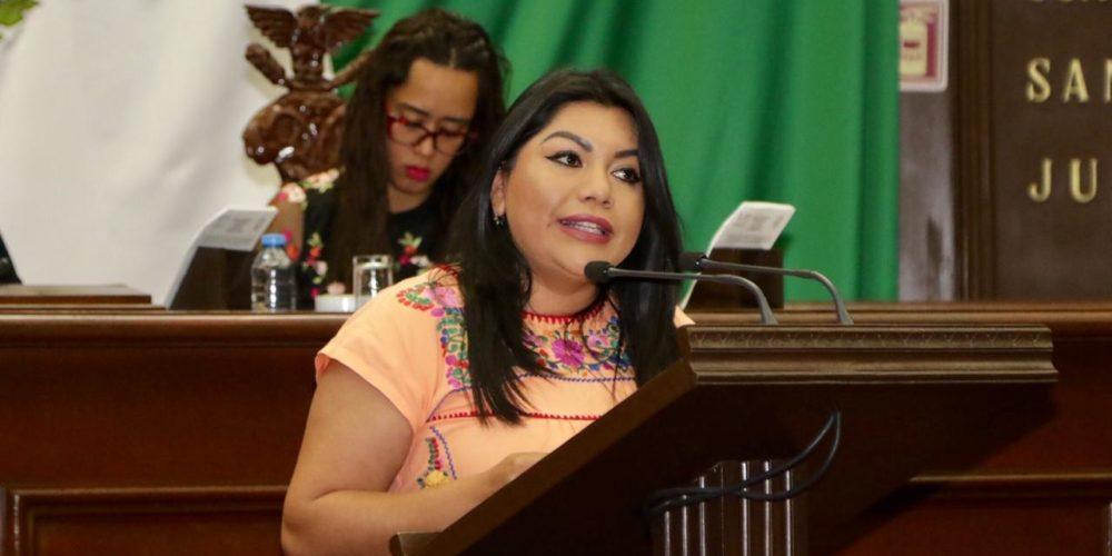 Catalogar feminicidio como delito grave es logro de la sociedad: Brenda Fraga