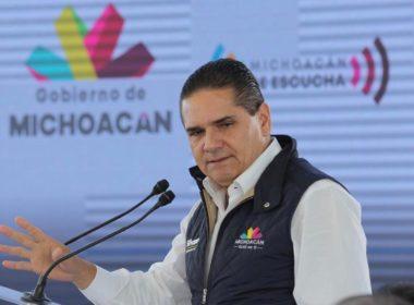 Silvano vendería helicópteros y bienes incautados a criminales para pagar a CNTE