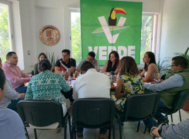 Prepara PVEM campaña de afiliación y reafiliación en Michoacán