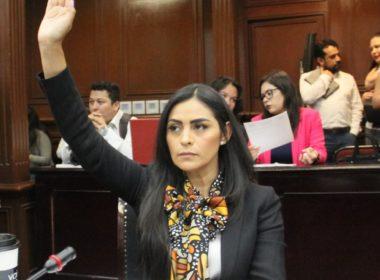 Fortalecer órgano fiscalizador en Michoacán es una prioridad: Araceli Saucedo
