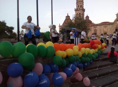 Morelia, Michoacán.- Con la finalidad de generar conciencia de la no discriminación entre la ciudadanía, así como el respeto entre todos michoacanos,