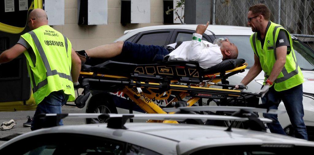 Video Del Ataque En Nueva Zelanda Image: 49 Muertos Tras Atentado A Mezquita En Nueva Zelanda