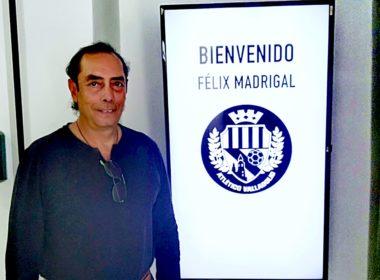 Anuncian salida de Félix Madrigal del Atlético Valladolid