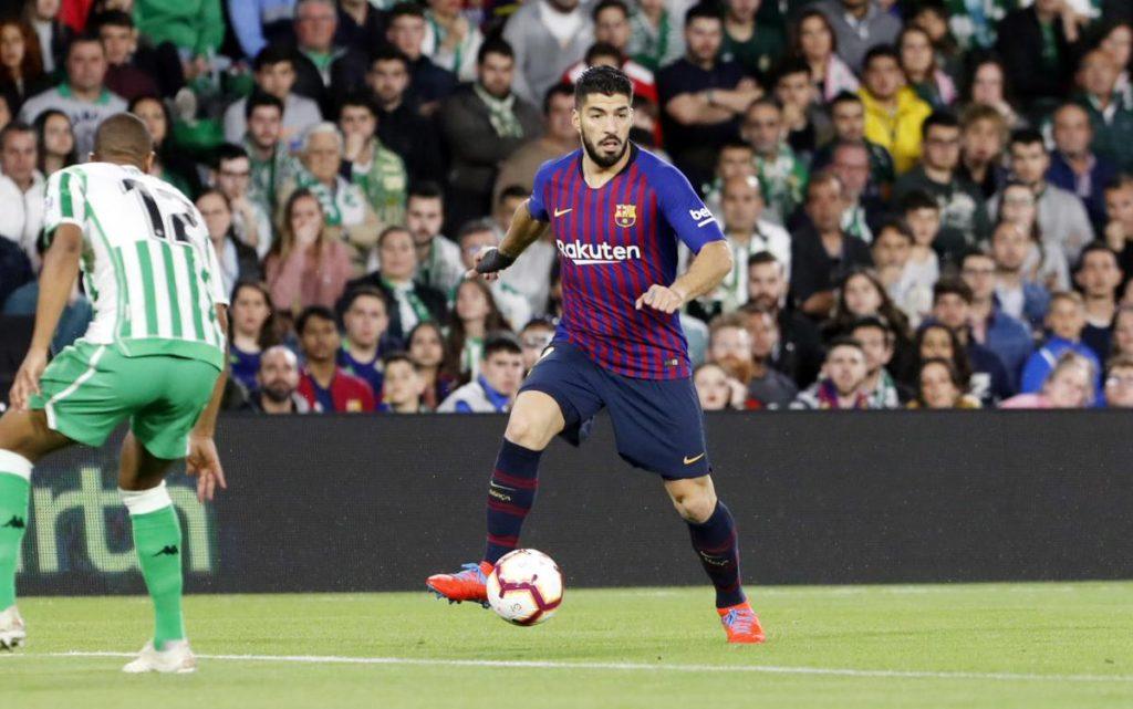 Aplasta Barcelona al Betis
