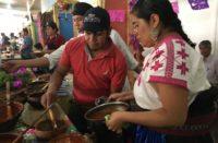Por bajas ventas, fracasa Encuentro de Cocineras Tradicionales