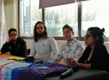 Va comunidad LGBT por Fiscalía Especializada en crímenes de odio