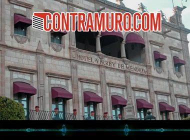 A insultos dueño de hotel Virrey quita propinas a meseros