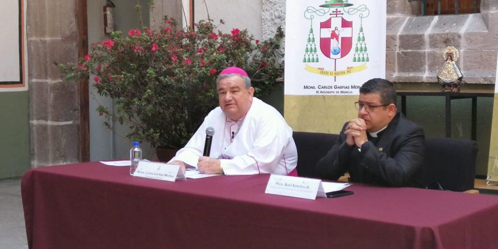 """Iglesia Católica perseguirá """"de oficio"""" los delitos de abuso contra menores"""
