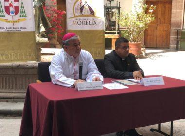 "Iglesia Católica aportará un ""Plan de Construcción de Paz"" para el país"