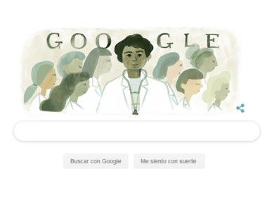 Homenajea Google a primera médica mexicana