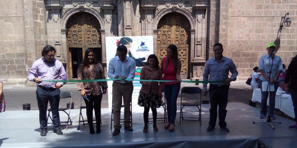 Falta reconocimiento de personas con discapacidad en Michoacán: IMCED