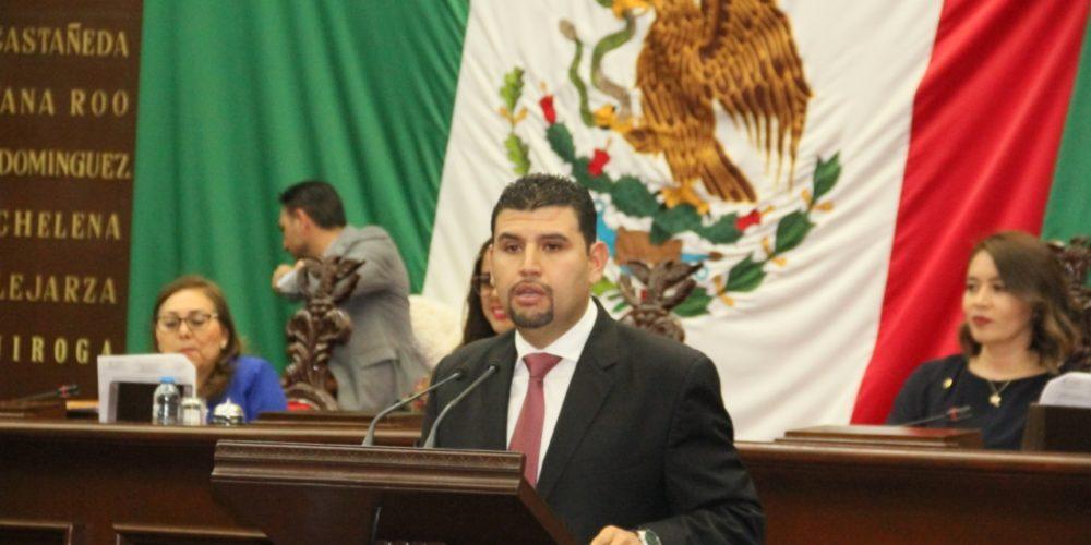 Con la voluntad de no politizar la procuración de justicia GPPRD aprueba Prisión Preventiva Oficiosa: Octavio Ocampo