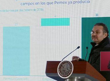 Presentan plan para rescatar Pemex