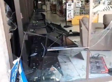 Siguen robos en Morelia. Ahora tienda departamental