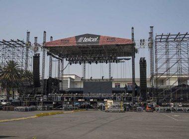 Prevén 80 mil personas en el Vive Latino