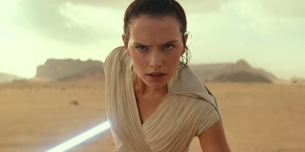 "#VIDEO Primer tráiler de ""Star Wars: The Rise of Skywalker"""