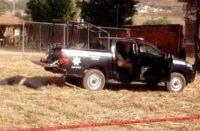 Dos policías fallecidos y un civil armado muerto tras intento de robo en Tarímbaro