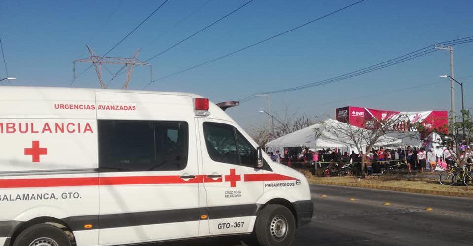 Reanudan servicios en delegación de la Cruz Roja en Guanajuato