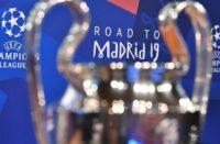 Así las semifinales de Champions League