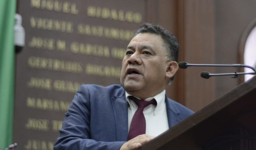 En puerta, armonización de Guardia Nacional en Michoacán: Fermín Bernabé
