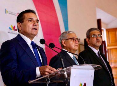 Con plan de fortalecimiento a finanzas, anuncia Silvano ahorro de 2 mil mdp