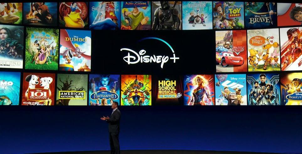 Presenta Disney plataforma de streaming