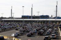 Analizan exportadores mexicanos alternativas para envíos a EU por conflictos en la frontera