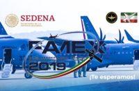 Inicia la Feria Aeroespacial México 2019