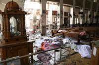 Se adjudica ISIS atentados en Sri Lanka