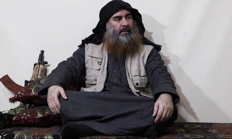 Reaparece líder del Estado Islámico