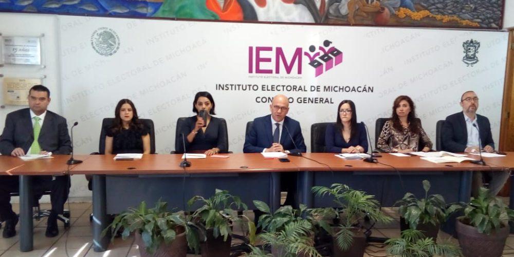 Autoridades de Quiroga, obligadas a cumplir la determinación del TEEM: IEM