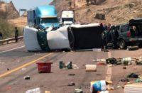 Jueves Santo de 7 muertos y 8 lesionados en Michoacán