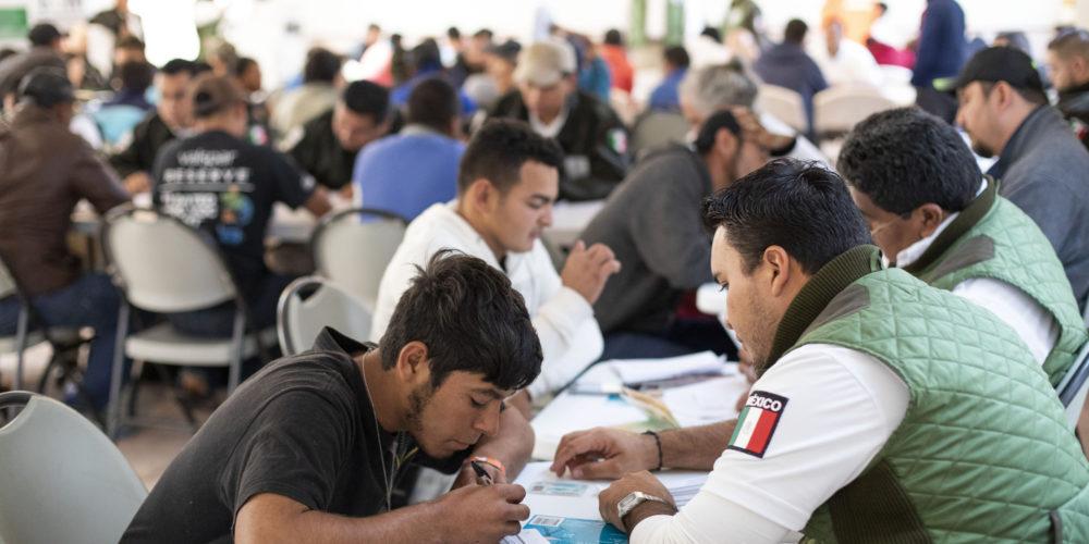 Dará México visas humanitarias a centroamericanos