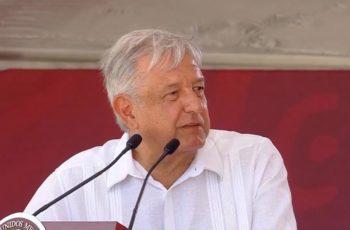 Vamos a serenar Veracruz; duelen los asesinatos en Minatitlán: AMLO