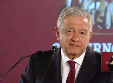 De Michoacán primer amparo contra memorándum de AMLO