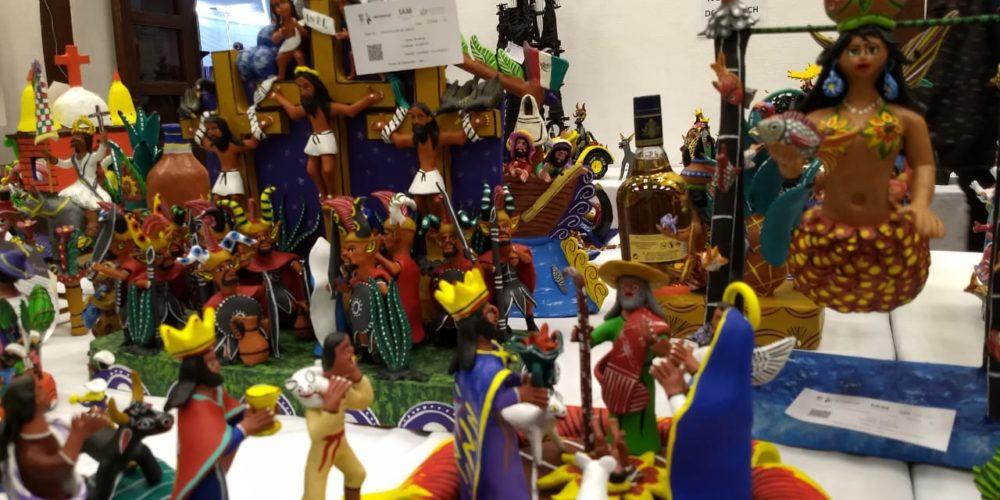 3,118 piezas participaron en la 59 edición del Concurso Estatal de Artesanías