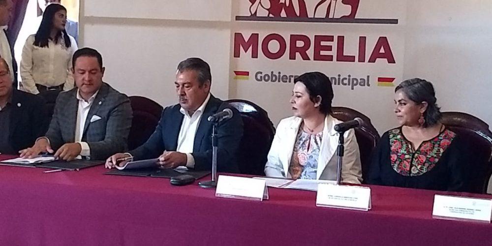 Con convenio reforzarán música para Morelia