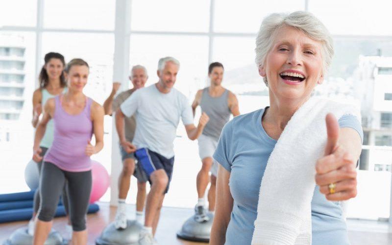 Dime qué edad tienes y te diré que ejercicio requieres