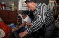 Discapacitados y adultos mayores, prioridad para diputados de Morena en Michoacán: Fermín Bernabé