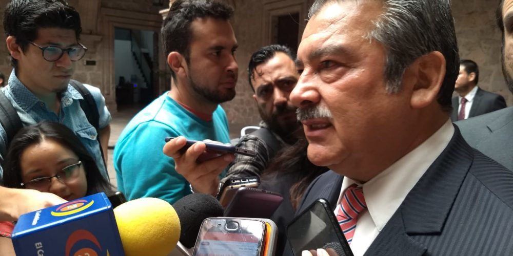 Admite Morón que ha incumplido promesas de campaña