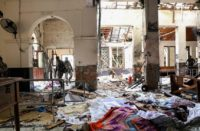 Incrementa a 290 número de muertos en Sri Lanka