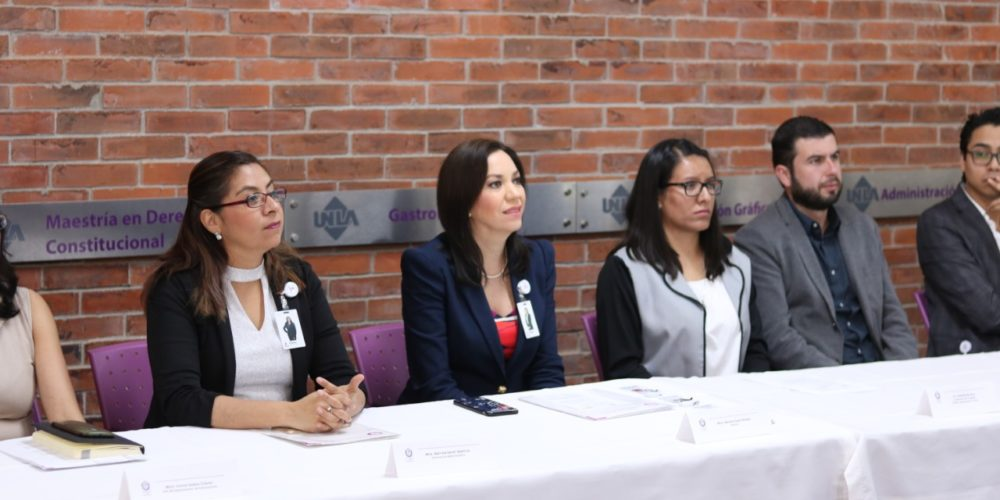 "La UNLA se suma al programa ""jóvenes construyendo el futuro"""