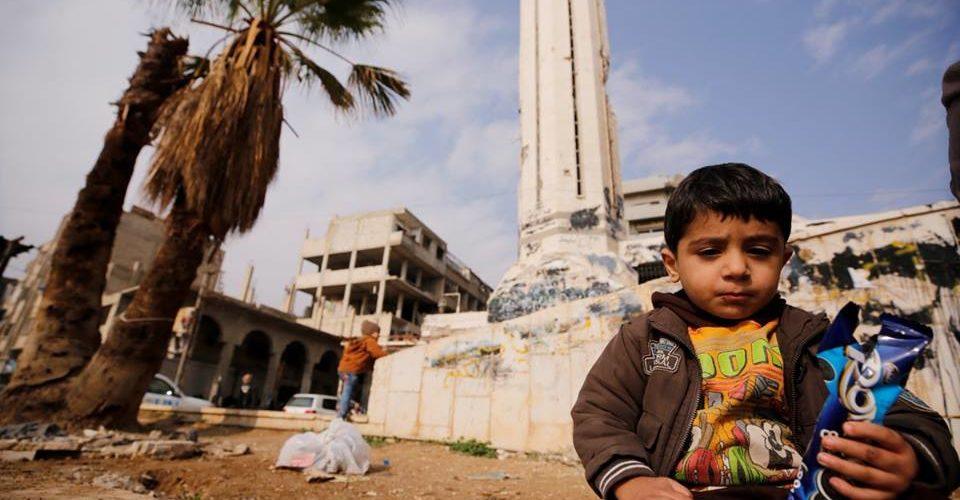 Llama Unicef a proteger a hijos de terroristas en Siria