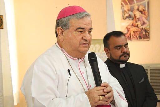 Arzobispo de Morelia, se une a las condolencias por la muerte del titular de SSM