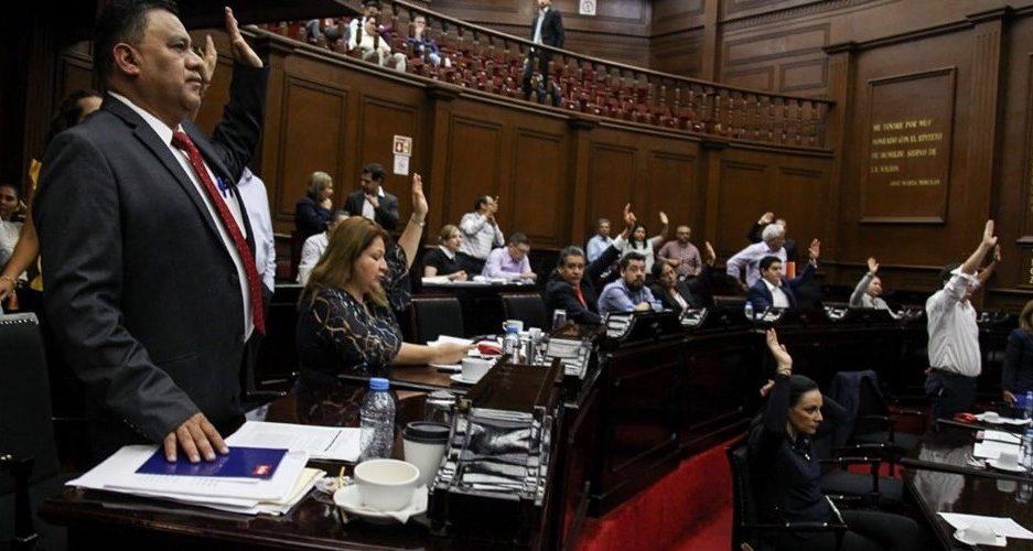 Diputados de Morena, listos para aprobar nueva Reforma Educativa en Michoacán