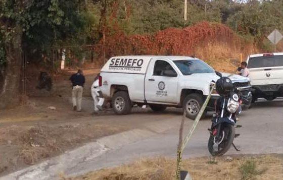 Torturados, hallan 8 cadáveres en Huetamo